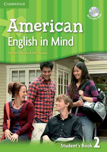 American English in Mind Level 2 Student's Book With Dvd-rom By Puchta, Herbert/ Stranks, Jeff