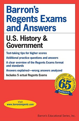 Barron's Regents Exams and Answers By McGeehan, John/ Gall, Morris/ Streitwieser, William